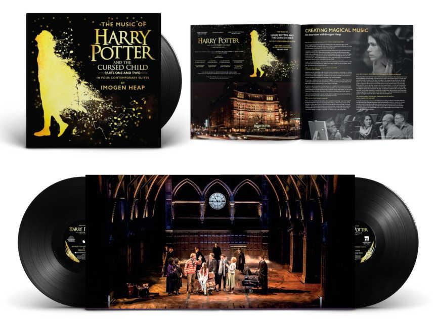 Toda la Música | Harry Potter and the Cursed Child Edición limitada en vinilo!!