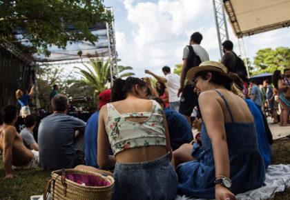 Toda la Música | Festival Mar i Jazz 2019 en La Pérgola de Cervezas Alhambra de La Marina de Valencia
