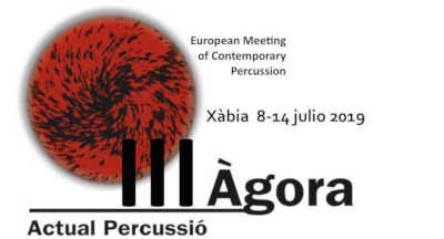 Toda la Música | Inicia el III Àgora Actual Percussió y el III European Meeting of Contemporary Percussion