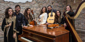 Concierto Love in Syria en el Auditorio del Conservatori Liceu
