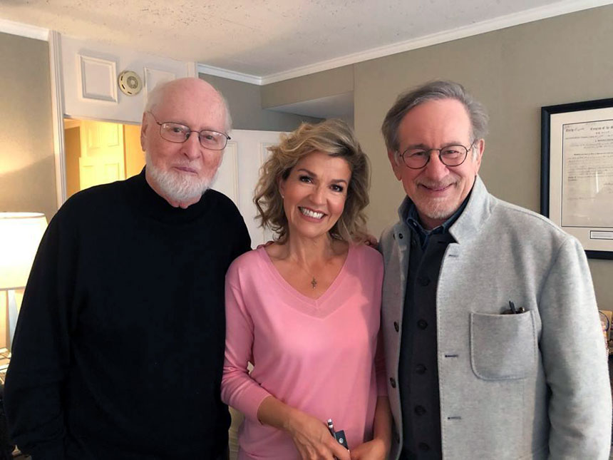 Toda la Música | John Williams & Anne Sophie Mutter: una mágica colaboración de dos artistas legendarios en Across the Stars