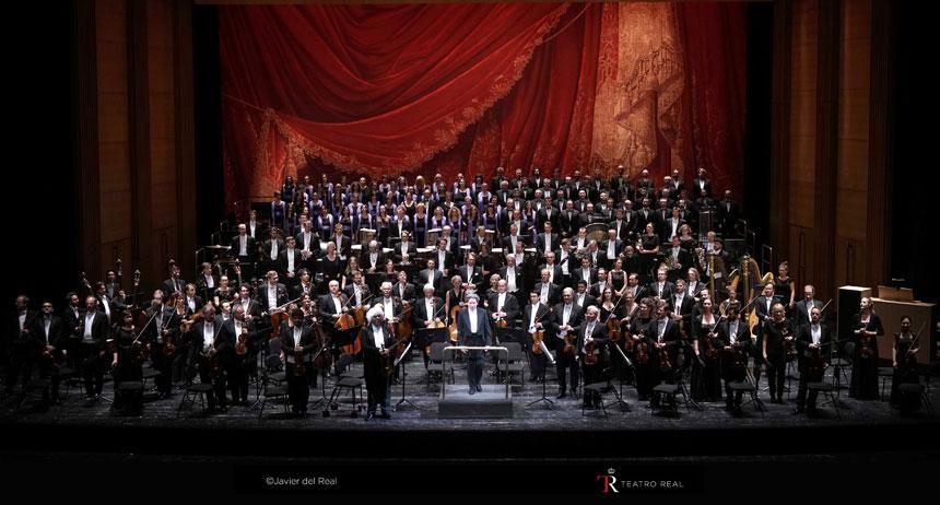 Toda la Música | Fotografías del concierto de Gustavo Dudamel con la Orquesta Filarmónica de Munich en el Real