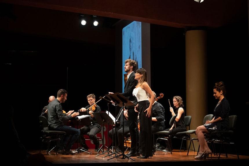 Toda la Música | Estreno absoluto de la ópera Diàlegs de Tirant e Carmesina en el Festival Castell de Peralada