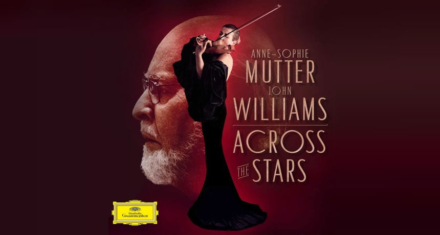 Toda la Música | John Williams y Anne Sophie Mutter conversan sobre 'Across the Stars'