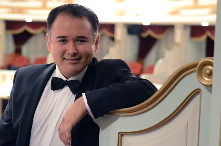 Toda la Música | El tenor Javier Camarena, una de las voces más aplaudidas de la lírica mundial, debuta en el FIS