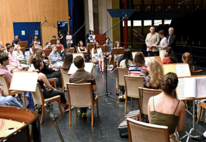 Toda la Música | Comienza la XIX edición del Encuentro de Música y Academia de Santander 2019