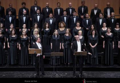 Toda la Música | Rueda de prensa y fotografías del estreno de Giovanna  DArco en versión concierto en el Teatro Real