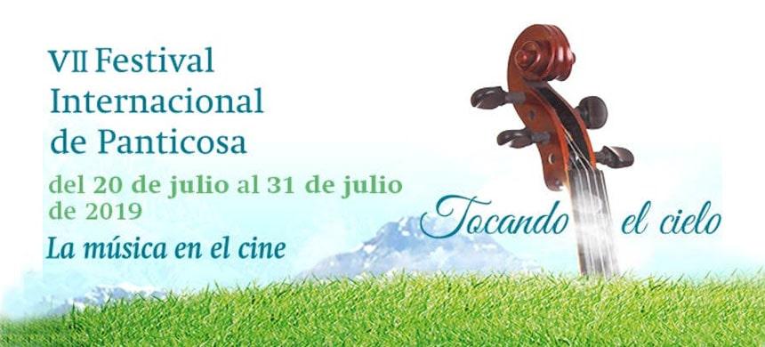 Toda la Música | Arranca el VII Festival Internacional de Panticosa el próximo sábado 20 de julio de 2019