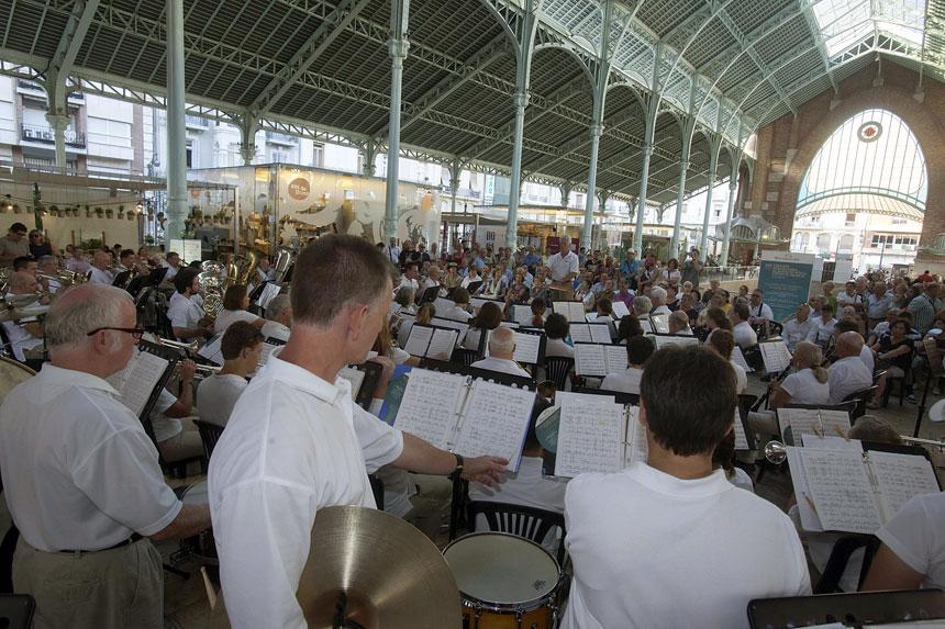 Toda la Música | El precertamen del 133º CIBM llenará de música de banda seis barrios de València