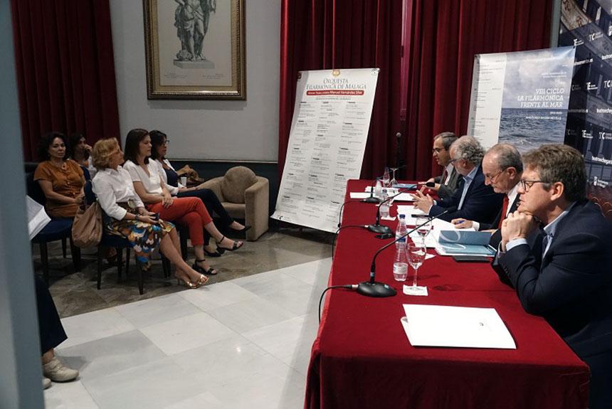 Toda la Música | La Orquesta Filarmónica de Málaga presenta la temporada 2019/2020