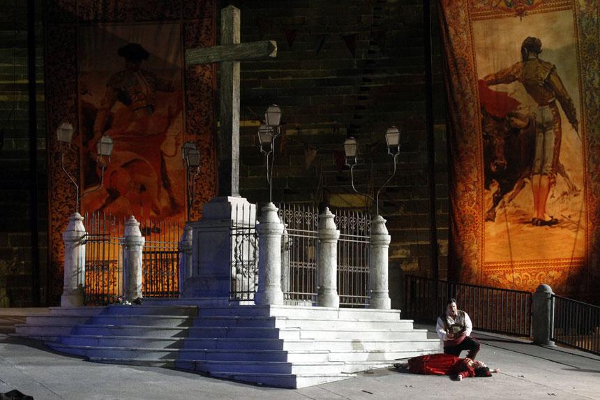 Toda la Música | Estreno en cines de la ópera Carmen desde el Festival de la Arena di Verona