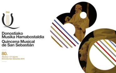La Quincena Musical celebra su 80 edición con guiños a la historia del festival