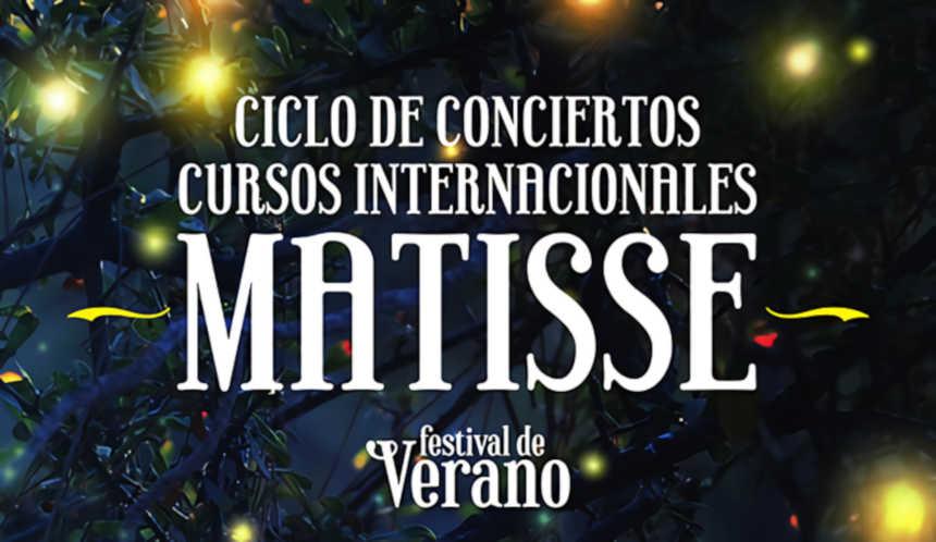 Toda la Música | Beethoven, Falla, Sarasate o Rachmaninov interpretados por los profesores y alumnos de los Cursos Internacionales Matisse
