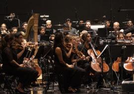 Toda la Música | Vídeo y fotografías del concierto de Dudamel, la Mahler Chamber Orchestra & Friends y María Valverde en Peralada