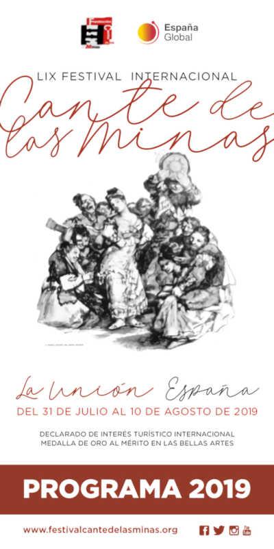 Toda la Música | El sábado 10 de agosto es la Gran Final de la 59 edición del Festival del Cante de las Minas