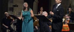 Toda la Música | Human Love, Love Divine, es el título del concierto que ofrecerán Nuria Rial y Juan Sancho en Peralada