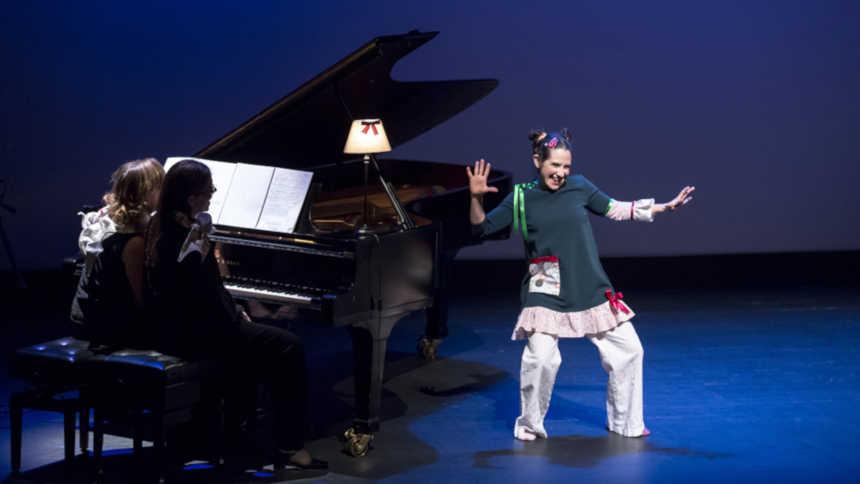 Toda la Música | Con Acróbata y Arlequín, los niños son los protagonistas en la Quincena Musical