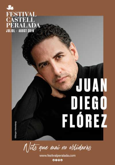 Toda la Música | Próximas actuaciones de Juan Diego Flores y Gustavo Dudamel en el Festival Castell de Peralada