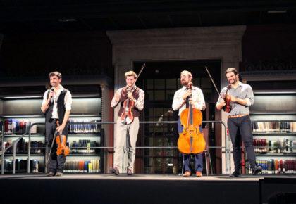 Toda la Música | Arranca el ciclo Música en la Biblioteca Nacional de España, después del éxito de la primera edición