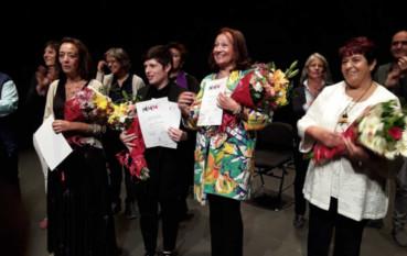 Consuelo Díez, Carme Rodríguez y María Calvo ganan el II Concurso de Composición María de Pablos
