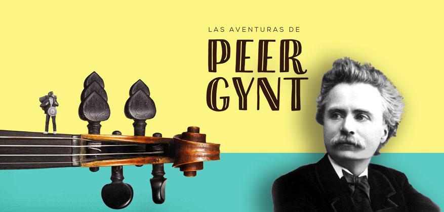 Toda la Música | Audición comentada   Peer Gynt de Edvard Grieg