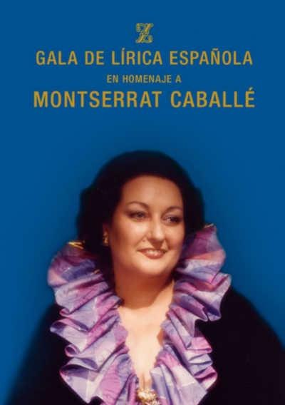 Toda la Música | El Teatro de la Zarzuela rinde homenaje a Montserrat Caballé con una gala lírica de música española