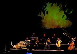 Toda la Música | Los títeres gigantes de Soñando el carnaval de los animales abren nueva temporada de ABAO TXIKI