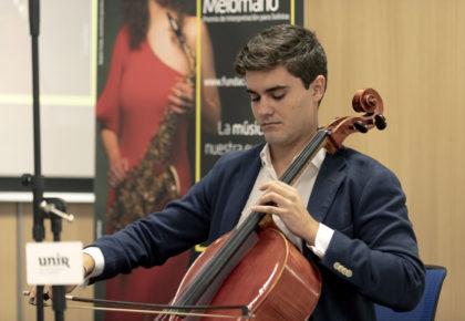 Toda la Música   Presentado el 18º Intercentros Melómano   Premio de Interpretación para Solistas