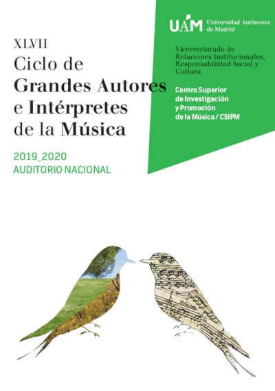 Toda la Música | Jordi Savall y Beethoven inauguran la temporada del XLVII Ciclo de Grandes Autores e Intérpretes de la UAM