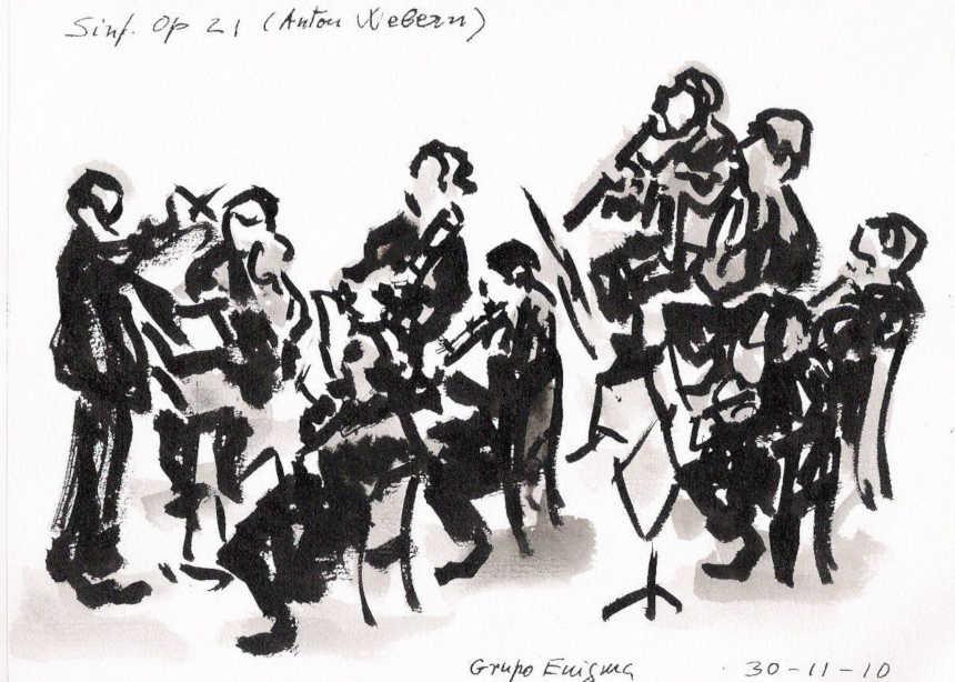 Toda la Música | El Festival de Ensembles cumple 10 años descubriendo la mejor música contemporánea de nuestro país en los Teatros del Canal