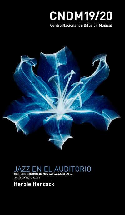 Toda la Música | Herbie Hancock en concierto en el Auditorio Nacional de Música de Madrid