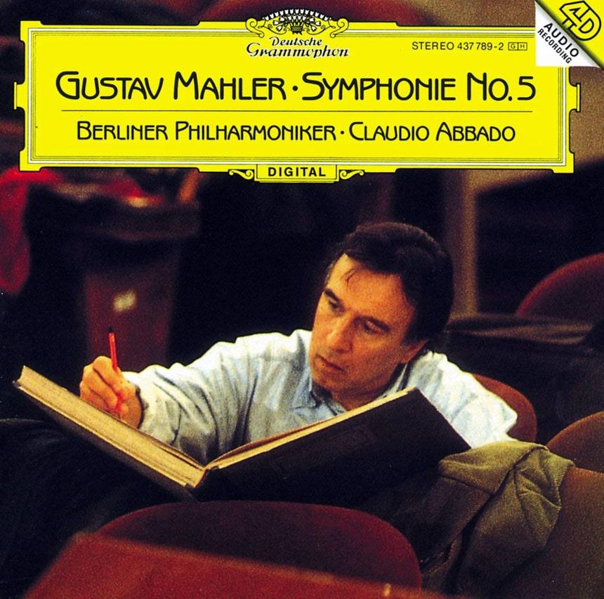Toda la Música | Audición comentada   Sinfonía nº 5 de Mahler