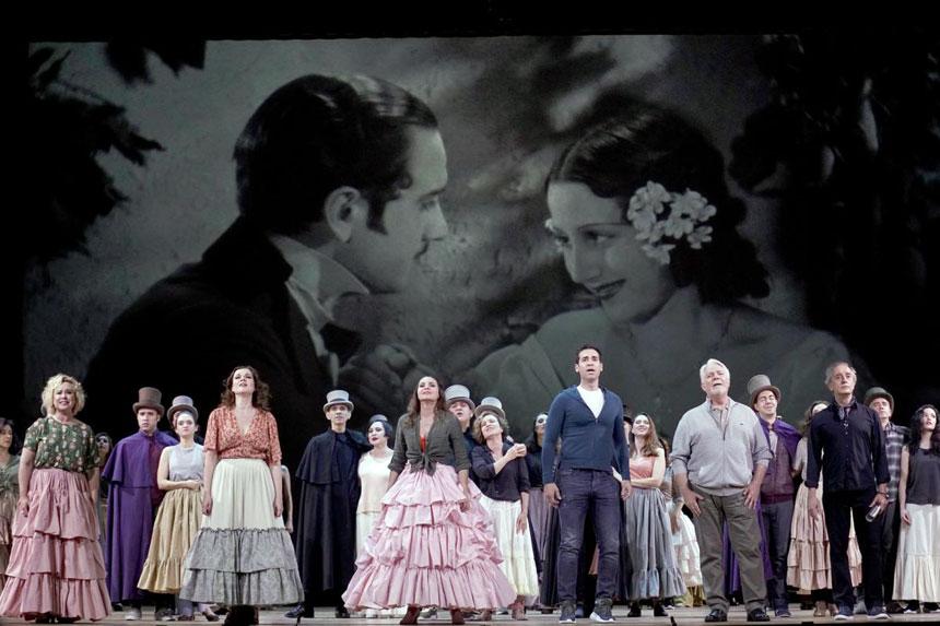 Toda la Música | El Liceu coproduce Doña Francisquita, una de las zarzuelas más populares de Amadeu Vives