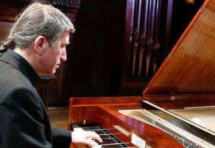 Toda la Música | El barítono Alfredo García ofrece un recital alemán junto al pianista Tony Millán
