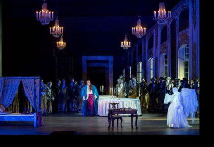 Toda la Música | Ópera de Oviedo presenta cinco funciones de Un ballo in maschera de Verdi