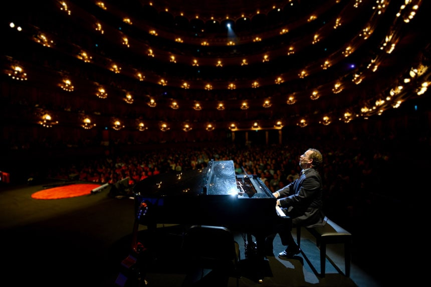 Toda la Música | La ONG Anesvad y el maestro Sergio Feferovich inauguran el ciclo Together we can