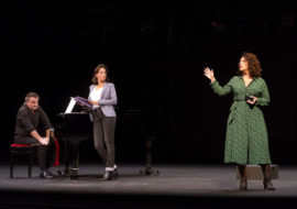 Toda la Música   Albert Boadella y Martina Cabanas presentan ¿Y si nos enamoramos de Scarpia? en los Teatros del Canal