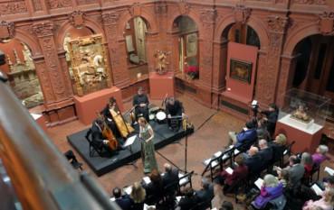 Flamenco, música clásica y villancicos suenan esta Navidad en las iglesias
