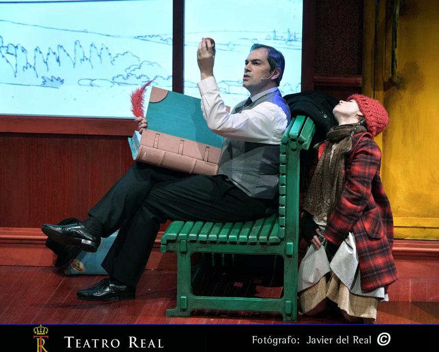 Toda la Música | Un diciembre de cuento en el Teatro Real con La pequeña cerillera para despedir el año