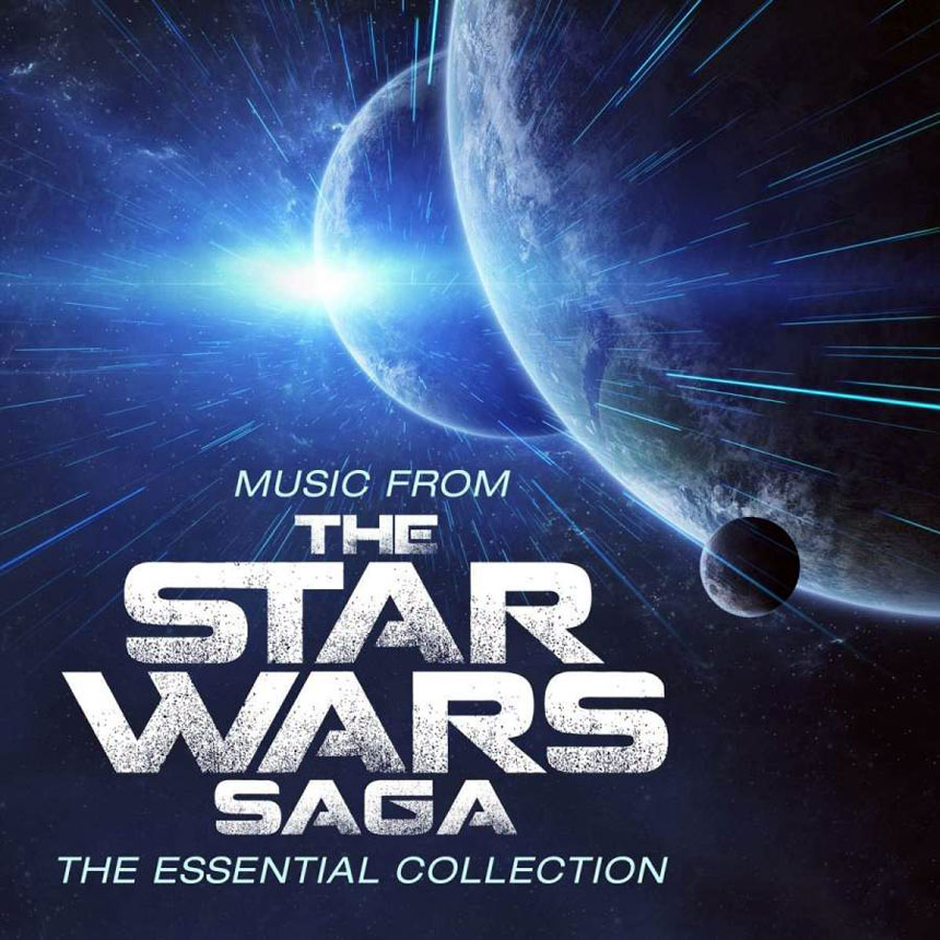 Toda la Música | Sony Music Masterworks anuncia Music from the Star Wars Saga: The Essential Collection