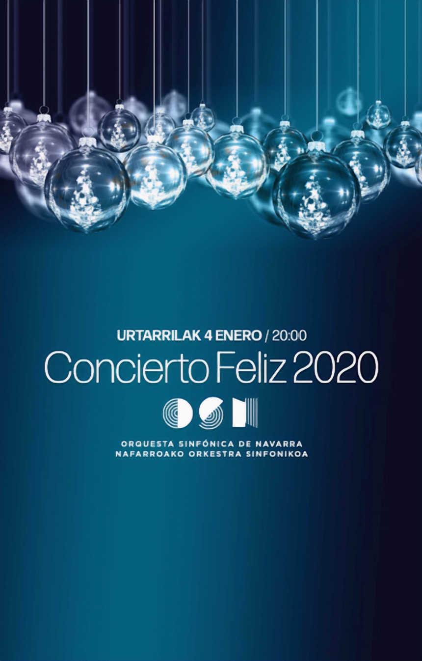 Toda la Música | La Orquesta Sinfónica de Navarra inaugurará el 2020 con un concierto en Baluarte el 4 de enero
