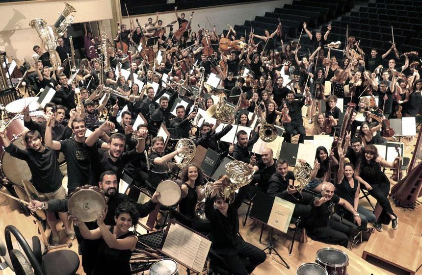 Toda la Música | Orquesta Joven de Andalucía abre la convocatoria 2020 para jóvenes directores y directoras en formación