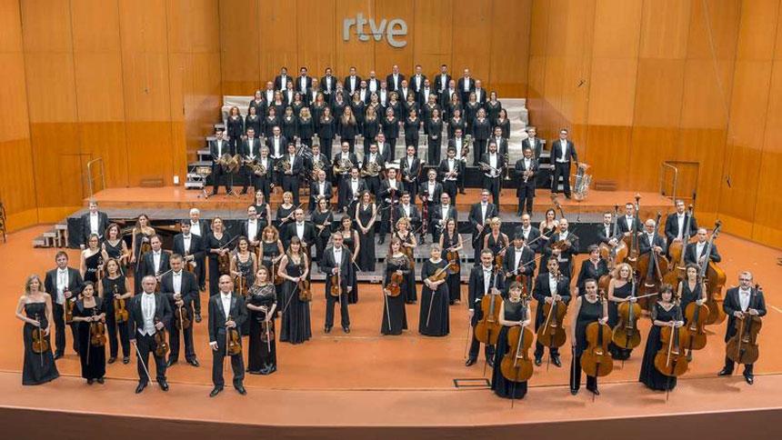 Toda la Música   Orquesta RTVE: Concierto para violín y orquesta de Korngold, con Robert Lakatos y James Judd