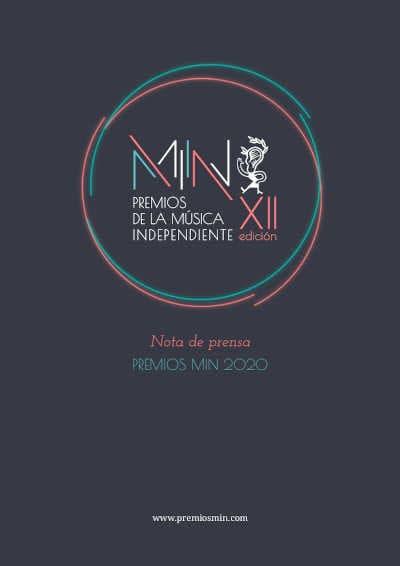 Toda la Música | Últimos días para participar de la convocatoria de los Premios MIN 2020
