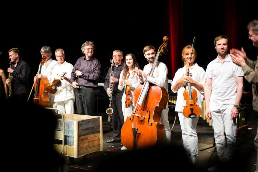 Toda la Música | United Instruments of Lucilin en concierto en el Museo Reina Sofía de Madrid