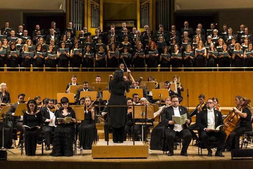Toda la Música   Silvia Sanz Torre dirigirá obras inspiradas en Shakespeare con la Orquesta Metropolitana y Coro Talía