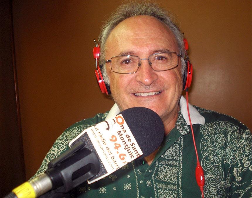 Toda la Música | El divulgador musical Albert Reguant da a  la ESMUC 80.000 discos de músicas del mundo