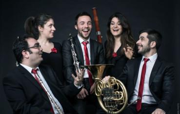 Gira española del quinteto de viento Azahar Ensemble