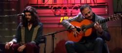 Toda la Música | Miguel Soto Peña Londro y Jesús Guerrero, cartel de F de On Fire