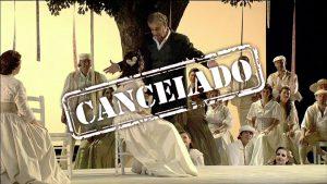 El INAEM Cancela: Plácido Domingo celebrará en el Teatro de la Zarzuela los 50 años de su debut en Madrid
